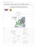 Liên hiệp Vương quốc Anh và Bắc Ireland
