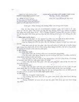 Số: 274/PGDĐT ngày 09/11/2010 v/v chọn, cử CB, GV tham gia lớp Đại học không chính quy ngành học MN