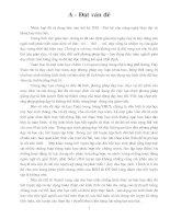 SKKN- DẠY 1 TIET LUYEN TAP HHOC NHU THE NAO
