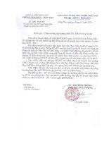 Số: 251/PGD&ĐT ngày 21/10/2010 v/v nhắc nộp kế hoạch thực hiện nhiệm vụ năm học 2010 - 2011