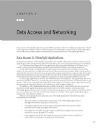 Data Access and Networking