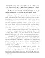HOÀN THIỆN KẾ RTOÁN TIÊU THỤ VÀ XÁC ĐỊNH KẾT QUẢ TIÊU THỤ HÀNG HOÁ TẠI CÔNG TY CỔ PHẦN XNK VÀ HỢP TÁC ĐẦU TƯ VILEXIM