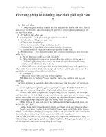 Phân tích tac phâm văn học 9