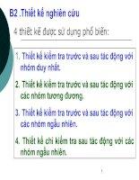Lua chon thiet ke nghien cuu (2)