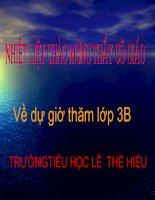 Tieng ru L3 (Bai thi)