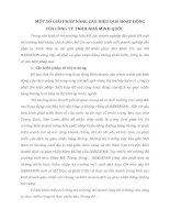 MỘT SỐ GIẢI PHÁP NÂNG CAO HIỆU QUẢ HOẠT ĐỘNG CỦA CÔNG TY TNHH NHẬ MINH QUỐC