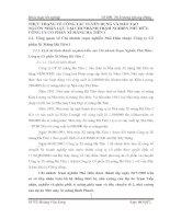 THỰC TRẠNG VỀ CÔNG TÁC TUYỂN DỤNG VÀ ĐÀO TẠO NGUỒN NHÂN LỰC TẠI CHI NHÁNH TRẠM NGHIỀN PHÚ HỮU- CÔNG TY CỔ PHẦN XI MĂNG HÀ TIÊN 1
