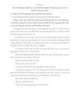 Chương 3 ĐẶC TÍNH HẠN CHẾ VÀ CÁC TRƯỜNG HỢP CÓ THỂ QUÁ TẢI CỦA ĐCĐT TÀU QUÂN SỰ