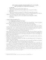 ĐỐI TƯỢNG, PHƯƠNG PHÁP NGHIÊN CỨU VÀ Ý NGHĨA HỌC TẬP MÔN TƯ TƯỞNG HỒ CHÍ MINH