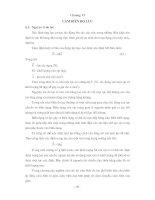 Chương VI: Cảm biến đo lực