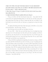 THỰC TẾ CÔNG TÁC KẾ TOÁN BÁN HÀNG VÀ XÁC ĐỊNH KẾT QỦA BÁN HÀNG TẠI CÔNG TY CỔ PHẦN CHẾ BIẾN KINH DOANH LƯƠNG THỰC