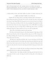 MỘT SỐ GIẢI PHÁP CHỦ YẾU NHẰM NÂNG CAO HIỆU QỦA KINH DOANH NHẬP KHẨU TẠI CÔNG TY DỊCH VỤ LAO ĐỘNG VÀ HỢP TÁC QUỐC TẾ(INTERSERCO)-BỘ LAO ĐỘNG THƯƠNG BINH XÃ HỘI.