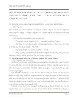 MỘT SỐ BIỆN PHÁP NÂNG CAO CHẤT LƯỢNG ĐÀO TẠO NHẰM PHÁT TRIỂN NGUỒN NHÂN LỰC TẠI CÔNG TY TNHH TƯ VẤN THIẾT KẾ VÀ XÂY DỰNG PHÚ VINH