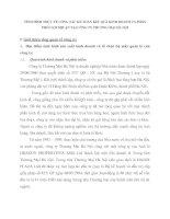 TÌNH HÌNH THỰC TẾ CÔNG TÁC KẾ TOÁN KẾT QUẢ KINH DOANH VÀ PHÂN PHỐI LỢI NHUẬN TẠI CÔNG TY THƯƠNG MẠI HÀ NỘI