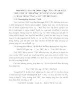 MỘT SỐ GIẢI PHÁP ĐỂ HOÀN THIỆN CÔNG TÁC KẾ TOÁN THUẾ GTGT VÀ THUẾ TNDN TRONG CÁC DOANH NGHIỆP