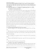 CÁC GIẢI PHÁP NHẰM NÂNG CAO CHẤT LƯỢNG CÔNG TÁC QUẢN TRỊ MUA HÀNG TẠI CÔNG TY BÁCH HOÁ SỐ 5 NAM BỘ