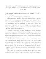 THỰC TRẠNG KẾ TOÁN THÀNH PHẨM  TIÊU THỤ THÀNH PHẨM  VÀ XÁC ĐỊNH KẾT QUẢ SẢN XUẤT KINH DOANH TẠI CÔNG TY TNHH TUẤN LỢI