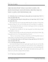 MỘT SỐ GIẢI PHÁP NÂNG CAO CHẤT LƯỢNG TÍN DỤNG NGẮN HẠN TẠI NGÂN HÀNG THƯƠNG MẠI CỔ PHẦN Á CHÂU CHI NHÁNH ĐẮK LẮK