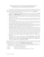 HƯỚNG DẪN THỦ TỤC CẤP LẠI HỘ CHIẾU BỊ MẤT, HƯ, ĐÃ HẾT HẠN, CÒN THỜI HẠN DƯỚI 30 NGÀY