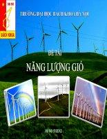 tổng quan về nguồn năng lượng gió