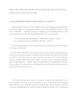 PHÂN TÍCH TÌNH HÌNH QUẢN TRỊ NGUYÊN VẬT LIỆU TẠI CÔNG TY GẠCH LÁT HÀ NỘI (VIGLACERA)