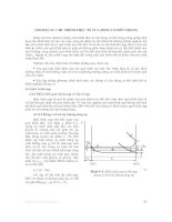 Chương IV: Chu trình thực tế của động cơ đốt trong