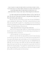 THỰC TRẠNG VÀ MỘT SỐ BIỆN PHÁP TLH XÃ HỘI CƠ BẢN  NÂNG CAO TÍNH TÍCH CỰC HOẠT ĐỘNG XÊMINA CỦA HỌC VIÊN ĐÀO TẠO GIÁO VIÊN KHOA HỌC XÃ HỘI NHÂN VĂN QUÂN SỰ CẤP