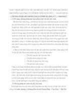 THỰC TRẠNG KẾ TOÁN VỀ CHI PHÍ SẢN XUẤT VÀ TÍNH GIÁ THÀNH SẢP PHẨM TẠI CÔNG TY CỔ PHẦN XÂY DỰNG SỐ 5 – VINACONEX5.
