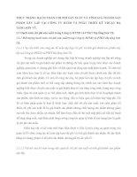 THỰC TRẠNG HẠCH TOÁN CHI PHÍ SẢN XUẤT VÀ TÍNH GIÁ THÀNH SẢN PHẨM XÂY LẮP TẠI CÔNG TY ĐTXD VÀ PHÁT TRIỂN KỸ THUẬT HẠ TẦNG SƠN VŨ