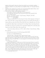 PHÂN TÍCH THỰC TRẠNG CÔNG TÁC ĐÀO TẠO VÀ PHÁT TRIỂN NGUỒN NHÂN LỰC TẠI CÔNG TY CỔ PHẦN ĐẦU TƯ VÀ XÂY DỰNG SỐ 4