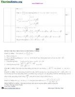 Bộ đề luyện thi cấp tốc môn Toán_03