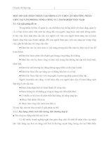 MỘT SỐ GIẢI PHÁP NHẰM TẠO ĐỘNG LỰC CHO CÁN BỘ CÔNG NHÂN VIÊN TẠI VĂN PHÒNG TỔNG CÔNG TY LÂM NGHIỆP VIỆT NAM