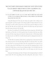 MỘT SỐ Ý KIẾN NHẰM HOÀN THIỆN KẾ TOÁN TIỀNLƯƠNG VÀ CÁC KHOẢN TRÍCH THEO LƯƠNG TẠI PHÒNG TÀI CHÍNH KẾ HOẠCH HUYỆN PHÙ YÊN