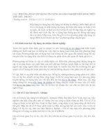 CAC PHƯƠNG PHAP xếp HẠNG TIN DỤNG DOANH NGHIỆP điển HINH TREN THẾ GIỚI