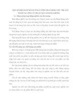 MỘT SỐ BIỆN PHÁP NHẰM TĂNG CƯỜNG HOẠT ĐỘNG TIÊU THỤ SẢN PHẨM TẠI CÔNG TY NHỰA CAO CẤP HÀNG KHÔNG