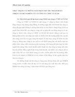 THỰC TRẠNG VÀ NHỮNG GIẢI PHÁP CHỦ YẾU NHẰM HOÀN THIỆN VẤN ĐỀ NGHIÊN CỨU Ở CÔNG TY CNBT VÀ VLXD