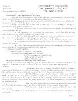Lesson plan 6 chuan 2010