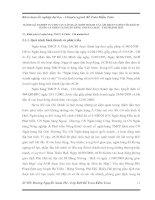 ĐÁNH GIÁ NGHIỆP VỤ CHO VAY SẢN XUẤT KINH DOANH VÀ LÀM DỊCH VỤ ĐỐI VỚI KHÁCH HÀNG CÁ NHÂN TẠI NGÂN HÀNG TMCP Á CHÂU