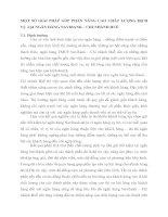 MỘT SỐ GIẢI PHÁP GÓP PHẦN NÂNG CAO CHÂT LƯỢNG DỊCH VỤ TẠI NGÂN HÀNG NAVIBANK – CHI NHÁNH HUẾ