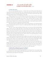 Các nguyên tắc điều khiển tự động truyền động điện
