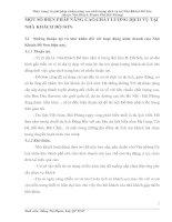 MỘT SỐ BIỆN PHÁP NÂNG CAO CHẤT LƯỢNG DỊCH VỤ TẠI NHÀ KHÁCH ĐỒ SƠN