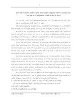 MỘT SỐ ĐỀ XUẤT NHẰM HOÀN THIỆN CÔNG TÁC KẾ TOÁN NGUYÊN VẬT LIỆU TẠI XÍ NGHIỆP SẢN XUẤT THIẾT BỊ ĐIỆN