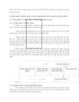 Một số vấn đề phương pháp luận cơ bản về quy trình thiết kế