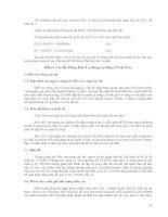 Cẩm nang lâm nghiệp- Chương 12 CÔNG TÁC ĐIỀU TRA RỪNG Ở VIỆT NAM Phần 2
