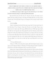 HOÀN THIỆN KẾ TOÁN TIỀN LƯƠNG VÀ CÁC KHOẢN TRÍCH THEO LƯƠNG TẠI CÔNG TY CỔ PHẦN THƯƠNG MẠI XUẤT NHẬP KHẨU MÁY VÀ THIẾT BỊ PHỤ TÙNG