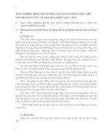 MỘT SỐ BIỆN PHÁP NHẰM THÚC ĐẨY HOẠT ĐỘNG TIÊU THỤ SẢN PHẨM Ở CÔNG TY QUE HÀN ĐIỆN VIỆT - ĐỨC.