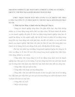 NỘI DUNG CHÍNH CỦA KẾ TOÁN TIỀN LƯƠNGCỦA CÔNG TY CỔ PHẦN DỊCH VỤ THƯƠNG MẠI