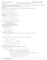 Lý Thuyết Vật lý 12 (Hay)