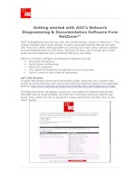 NetZoom - ADC KRONE Visio Design Tool - Getting Started Guide