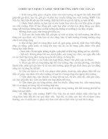 10 ĐIỀU QUY ĐỊNH CỦA HỌC SINH TRƯỜNG THPT CHU VĂN AN